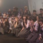 卒業イベントで氣志團、乃木坂46、乃木團コラボ